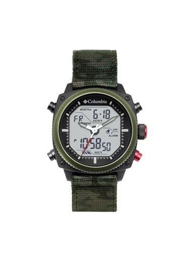 Columbia Csc05-002 Erkek Kol Saati Yeşil